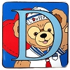 Disney Mystery Pin - Character Alphabet - D - Duffy Bear