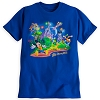 Disney CHILD Shirt - Storybook Mickey and Friends - Blue