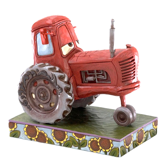 Tractor From Cars : Your wdw store disney figurine traditions by jim shore