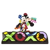Disney by Britto Figure - Mickey & Minnie XOXO