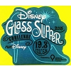 Disney Auto Magnet - WDW Marathon Shoe Icon - Glass Slipper Challenge