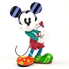 Disney by Britto Figure - Retro Mickey with a Heart