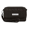 Disney Vera Bradley Bag - Microfiber Mickey Black - All in One Crossbody