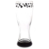 Disney Pilsner Glass - Mickey Mouse Icon - Black - 8