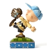 Disney Figurine - Traditions by Jim Shore - Baseball Charlie Brown