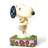 Disney Figurine - Traditions by Jim Shore - Snoopy & Woodstock Hug