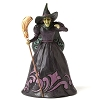 Disney Figurine - Traditions By Jim Shore - Pint Size Wicked Witch