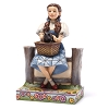 Disney Figurine - Traditions By Jim Shore - Dorothy (Tm) And Toto