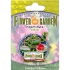 Disney Flower & Garden Festival Pin - 2015 Buzz Lightyear