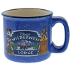 Disney Coffee Cup Mug - Wilderness Lodge - Soup Mug - Blue