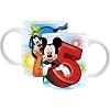 Disney Coffee Mug - 2015 Stacked Mickey Goofy