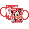 Disney Coffee Mug - Big Heart Minnie - Red