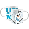 Disney Coffee Relief Mug - Frozen Olaf Love