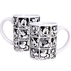 Disney Coffee Mug - Mickey Grid