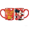 Disney Coffee Relief Mug - All About Me Minnie