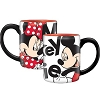 Disney Coffee Relief Mug - Classic Couple - Mickey Minnie