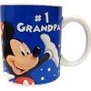 Disney #1 Grandpa Mug - Ceramic