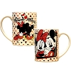 Disney Mickey Minnie Mouse Cuddle Mug