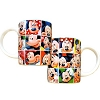 Disney Mickey Minnie Mouse Expressions Mug