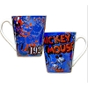 Disney Mickey Mouse Blue Laugh Mug