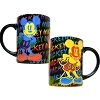 Disney Mickey Mouse Neon Chalk Mug