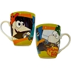 Disney Phineas and Ferb with Perry - Barrel Porcelain Mug