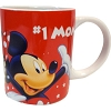 Disney RG Per Expressions #1 Mom Ceramic Mug - White