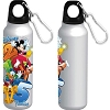 Disney 2015 Dated Aluminum Bottle Wide Mouth - Silver