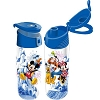Disney Fiver Group Mickey Minnie Goofy - Donald Pluto Flip Top Bottle
