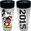 Disney 2015 Collegiate Mickey Travel Mug