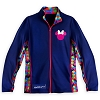 Disney Girls Jacket - Minnie Mouse Pop Dot Jacket for Girls
