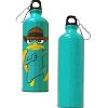 Disney Water Bottle - Marching Agent Perry Phineas & Ferb Aluminum
