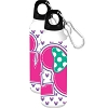 Disney Water Bottle - Minnie Love Aluminum Bottle Wide Mouth - White