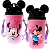 Disney Water Bottle -  Minnie Mouse Pink Canteen