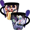 Disney Villains Spoon Mug - Team Villains - Maleficent Ursula Cruella