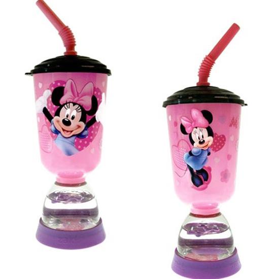 Your Wdw Store Disney Sippy Cup With Straw Zak Minnie