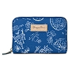 Disney Dooney & Bourke Bag - Disney World Blue Disneyana - Wallet