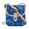 Disney Dooney & Bourke Bag - Disney World Blue Disneyana - Crossbody
