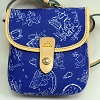 Disney Dooney & Bourke Bag - Walt Disney World Blue Disneyana - Crossbody