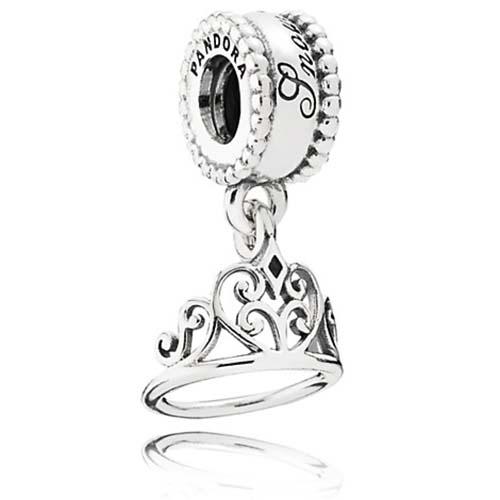 Your Wdw Store Disney Pandora Charm Cinderella Tiara Charm