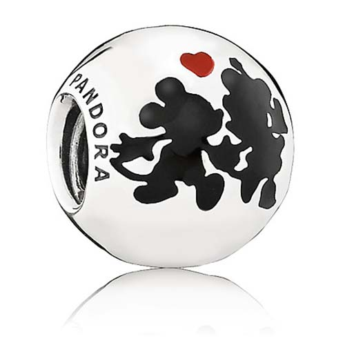 Disney Pandora Charm Mickey And Minnie Mouse Forever Charm