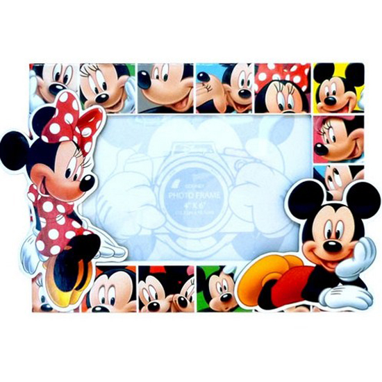 Disney Paper Picture Frames Mickey Minnie Mouse