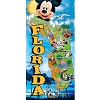 Disney Beach Towel - Florida Map with Mickey Mouse
