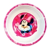 Disney Plastic Bowl - Minnie Mouse - Pink