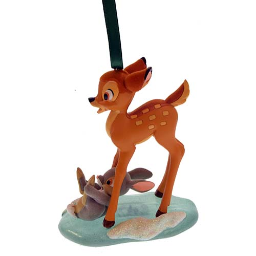 Disney Christmas Ornament Bambi And Thumper