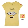 Universal Girls Shirt - Despicable Me - Minion