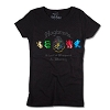 Universal Girls Shirt - Hogwarts School Crest