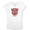 Universal Girls Shirt - Transformers Autobot Shield