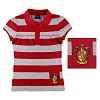 Universal Girls Shirt - Gryffindor Crest Girls Polo