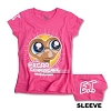 Universal Girls Shirt - E.T. Eyes